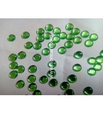 10MM ROUND SHAPE KUNDANS PARROT GREEN
