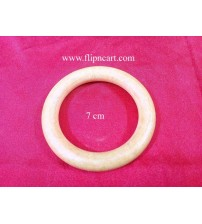 7 CM WOODEN RING