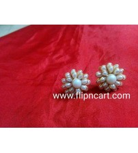 PACHI STUDS PEARL DOUBLE LAYER