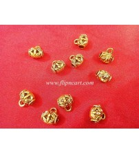 8MM ANTIQUE BAILS