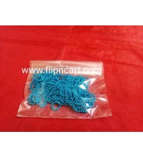 BALL CHAIN PEACOCK BLUE PACK OF 3 METERS