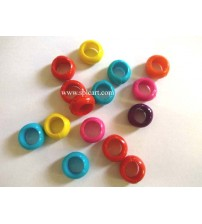 5MM DISC SHAPE PLASTIC BEADS