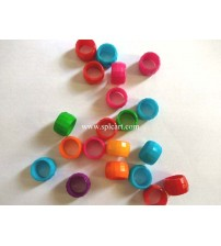 8MM PLASTIC BEADS 1