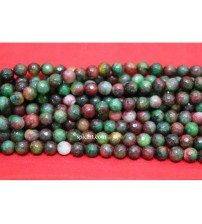 AGATE BEADS MULTICOLOR 8MM ONE STRING