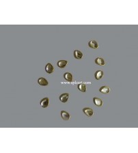 DROP SHAPE STONES 8MM PACK OF 20 PIECES