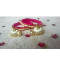 Bangles with ear rings