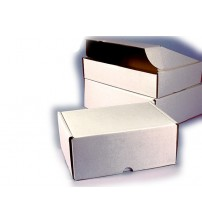 TUCK IN BOXES PACK OF 10 BOXES 6X6X2 Inches